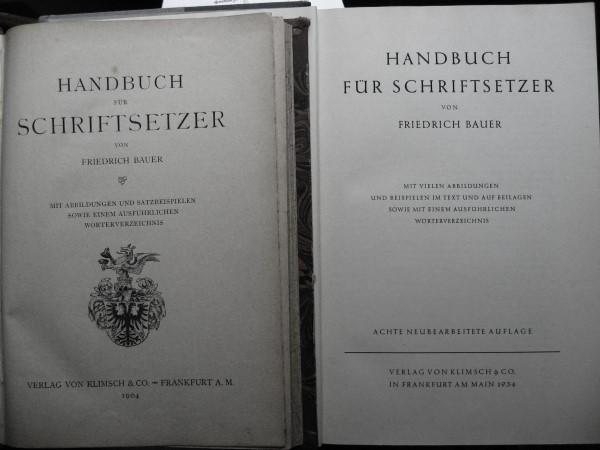 ... Inhaltlich überarbeitet, Deutlich Umfangreicher, Im Nüchtern Blauen  Halbleinen, Typografisch Modernisiert, Als Handwerksstück Weniger  Liebreizend.